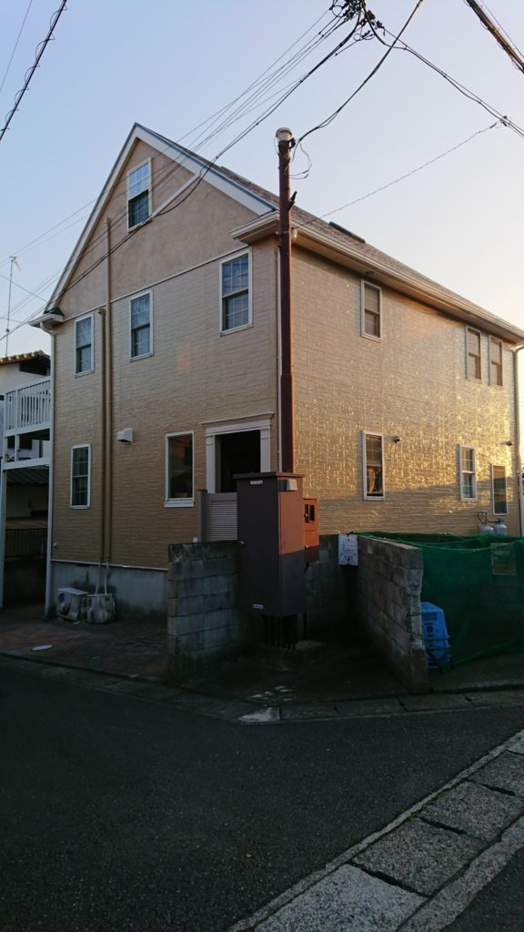 立川市 外壁塗装