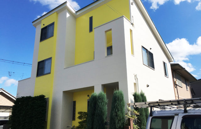 千葉県千葉市若葉区 M様邸 屋根塗装 外壁塗装