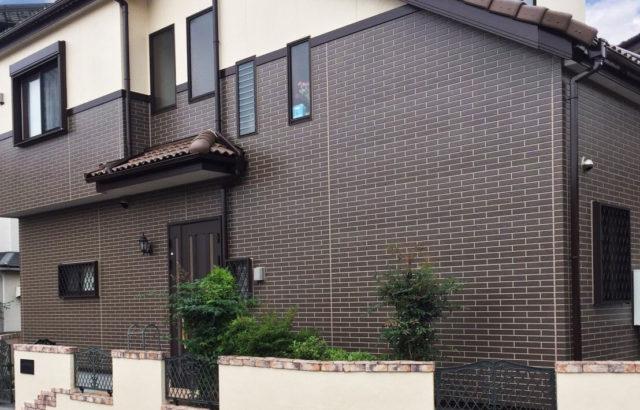 千葉県佐倉市 Y様邸 外壁塗装