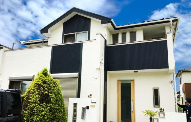 千葉県四街道市 S様邸 外壁塗装 屋根塗装