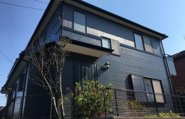 千葉県千葉市 Y様邸 屋根塗装 外壁塗装