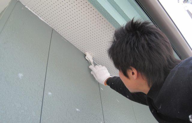 外壁塗装付帯部塗装