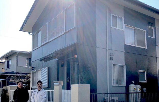 千葉県千葉市 K様 外壁塗装・屋根塗装