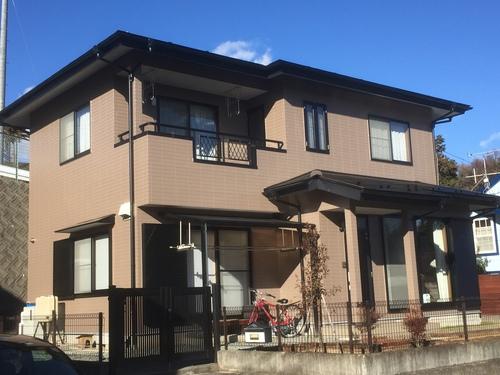 千葉県千葉市 S様邸 屋根塗装・外壁塗装