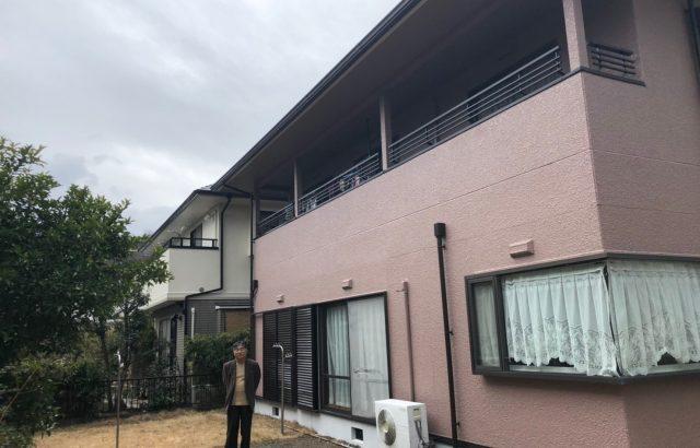 千葉市稲毛区 S様邸 外壁塗装・屋根塗装・シーリング工事