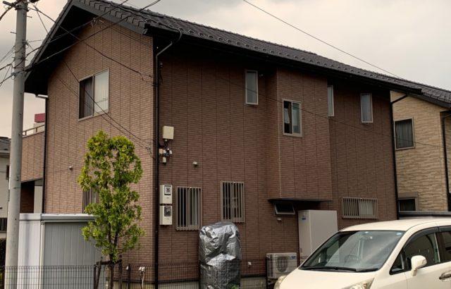 千葉県千葉市習志野区 外壁塗装 コーキング取り替え ナノコンポジットW