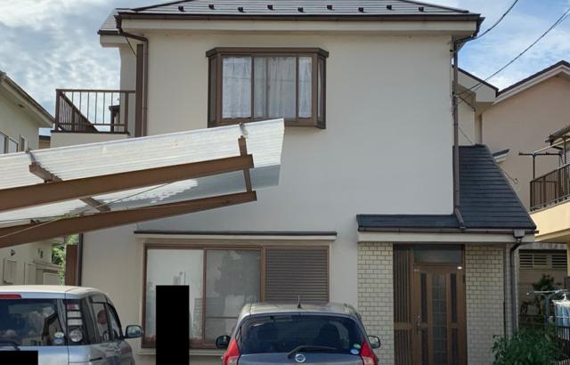 千葉県千葉市緑区 外壁塗装 屋根塗装 付帯部塗装 プレミアムシリコン