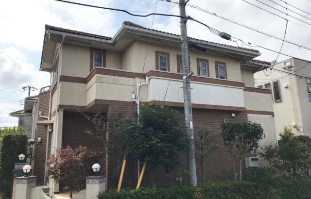 千葉県N様 外壁塗装、屋根瓦塗装