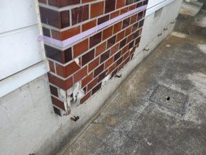 千葉県習志野市 外壁塗装 付帯部塗装 セミフロンマイルドⅡ (1)