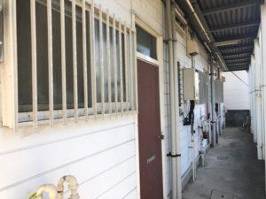 千葉県習志野市 外壁塗装 付帯部塗装 玄関ドア塗装 (4)