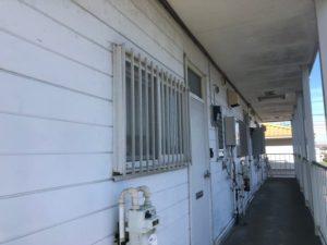 千葉県習志野市 外壁塗装 付帯部塗装 玄関ドア塗装 (5)
