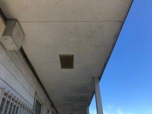 千葉県習志野市 外壁塗装 付帯部塗装 セミフロンマイルドⅡ (4)