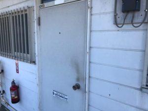 千葉県習志野市 外壁塗装 付帯部塗装 玄関ドア塗装 (2)