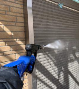 千葉県千葉市緑区 外壁塗装 下地処理 高圧洗浄 塗装工事中の過ごし方 (4)