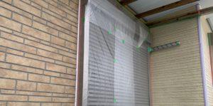 千葉県千葉市緑区 外壁塗装 下地処理 養生 工事期間中の過ごし方 (2)