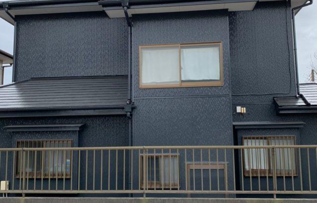 千葉県市原市 外壁塗装 屋根塗装 コーキング打ち替え工事 付帯塗装