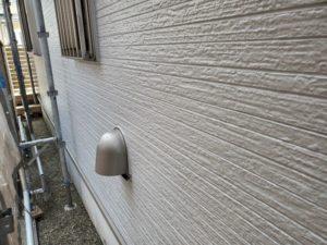 千葉県千葉市緑区 外壁塗装 中塗り・上塗り 完工 (3)
