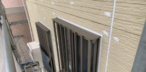千葉県千葉市緑区 外壁塗装 下地処理 シーリング打ち替え工事 オートンイクシード7