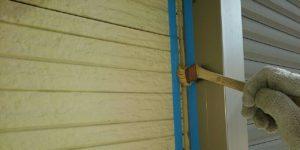 千葉県千葉市緑区 外壁塗装 下地処理 シーリング打ち替え工事 バックアップ材 プライマー塗布3