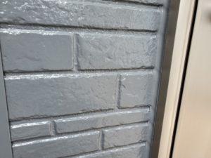 千葉県千葉市緑区 外壁塗装 中塗り・上塗り 完工 (2)