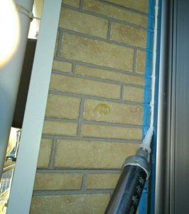 葉県千葉市緑区 外壁塗装 下地処理 シーリング打ち替え工事 オートンイクシード2