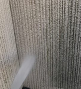 千葉県八千代市 外壁塗装 付帯部塗装 下地処理 高圧洗浄1