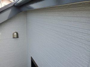 千葉県千葉市緑区 外壁塗装 中塗り・上塗り 完工 (5)