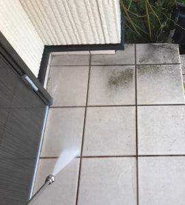 千葉県八千代市 外壁塗装 付帯部塗装 下地処理 高圧洗浄 (4)