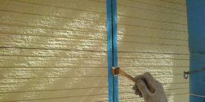 千葉県千葉市緑区 外壁塗装 下地処理 シーリング打ち替え工事 バックアップ材 プライマー塗布1