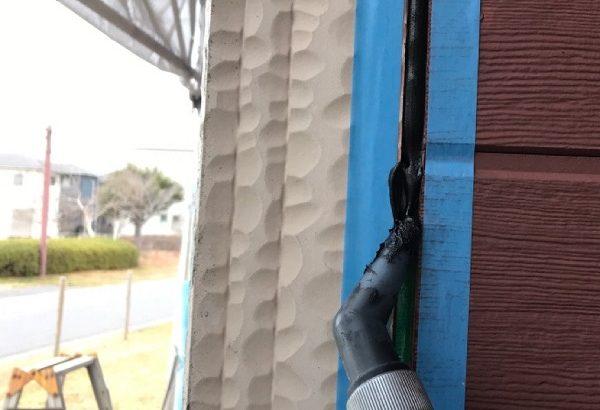 千葉県八千代市 外壁塗装 付帯部塗装 シーリング(コーキング)工事 オートンイクシード (6)
