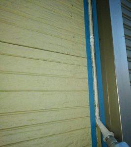 千葉県千葉市緑区 外壁塗装 下地処理 シーリング打ち替え工事 オートンイクシード1