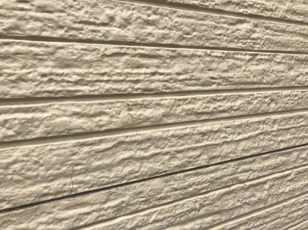 千葉県千葉市花見川区 外壁塗装 事前調査 外壁の劣化症状 (1)