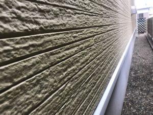 千葉県千葉市花見川区 外壁塗装 水切り 換気フード (1)