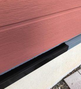 千葉県八千代市 外壁塗装 付帯部塗装 中塗り・上塗り (1)
