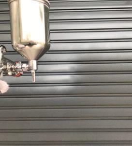 千葉県八千代市 外壁塗装 付帯部塗装 下塗り (9)