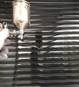 千葉県八千代市 外壁塗装 付帯部塗装 中塗り・上塗り (8)