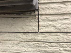 千葉県千葉市花見川区 外壁塗装 コーキング(シーリング)の劣化 (13)