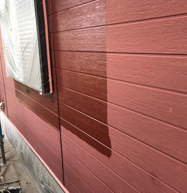 千葉県八千代市 外壁塗装 付帯部塗装 下塗り (7)