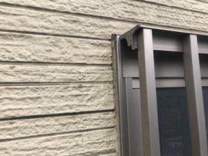 千葉県千葉市花見川区 外壁塗装 コーキング(シーリング)の劣化 (12)