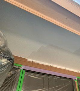 千葉県八千代市 外壁塗装 付帯部塗装 雨樋交換 軒天 (3)
