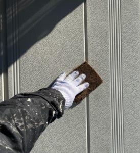 千葉県八千代市 外壁塗装 付帯部塗装 雨樋交換 雨戸の塗装 (1)