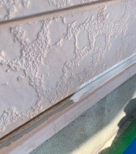 千葉県八千代市 外壁塗装 付帯部塗装 雨樋交換 水切り塗装 (2)