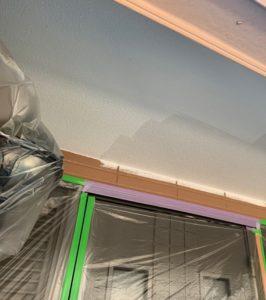 千葉県八千代市 外壁塗装 付帯部塗装 雨樋交換 軒天 (4)