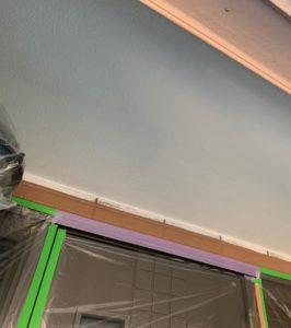 千葉県八千代市 外壁塗装 付帯部塗装 雨樋交換 軒天 (1)