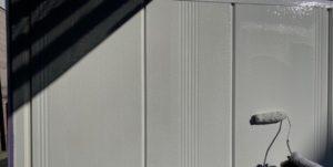 千葉県八千代市 外壁塗装 付帯部塗装 雨樋交換 雨戸の塗装 (3)