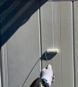 千葉県八千代市 外壁塗装 付帯部塗装 雨樋交換 雨戸の塗装 (2)