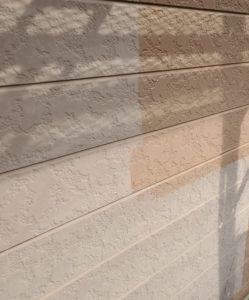 千葉県八千代市 外壁塗装 付帯部塗装 雨樋交換 外壁下塗り2回 (4)