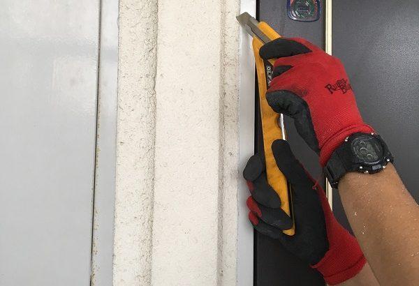 千葉県千葉市美浜区 外壁塗装 集合住宅 シーリング(コーキング)工事 オートンイクシード