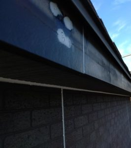 千葉県千葉市若葉区 A様邸 外壁塗装・屋根塗装・付帯部塗装 シーリング工事③ 養生・プライマー塗布・シーリング材充填 (3)