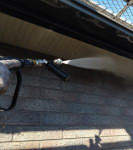 千葉県千葉市若葉区 A様邸 外壁塗装・屋根塗装・付帯部塗装 下地処理 高圧洗浄 (8)